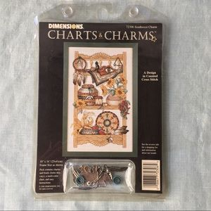 Dimensions Charts & Charms Southwest charm pack